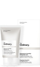 The Ordinary Magnesium Ascorbyl Phosphate 10%. Illuminating Cream 30 ml.