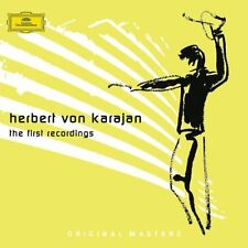 Herbert von Karajan First Recordings 6 CDs Box Set DG  Deutsche Grammophon NEW