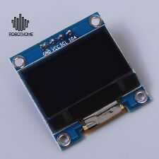 0.96in I2C IIC Serial 128X64 White OLED LCD LED Display Module SSD1306 Arduino
