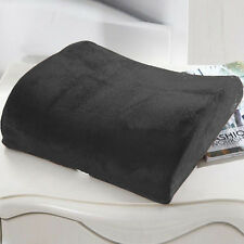 Memory Foam Lumbar Support Seat Cushion Back Relax Home Office Chair Pillow