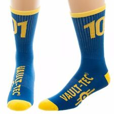 Fallout 4 Vault 101 Officially Licensed Crew Socks