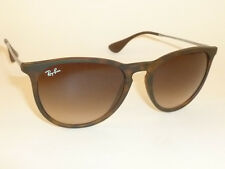 New RAY BAN Erika  Sunglasses Tortoise Frame  RB 4171 865/13 Gradient Brown 54mm
