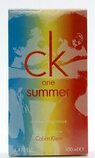 (GRUNDPREIS 119,90€/100ML) CALVIN KLEIN CK ONE SUMMER 2011 - 100ML EDT SPRAY