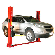 Weaver Lift 2 Post Baseplate Car Lift 9K Super Symmetric Design Automotive Lift