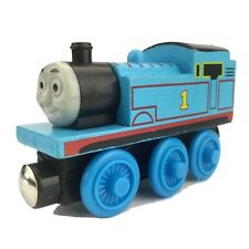Thomas The Tank Engine Wooden Magnet Connet Railway Train Toy Car