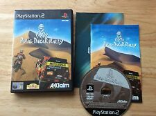 Paris Dakar Rally Ps2 Game! Complete! Look In The Shop