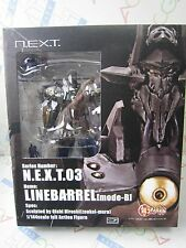 Linebarrels of Iron N.E.X.T. 03 1/144 Linebarrel Mode-B Action Figure Japan USED