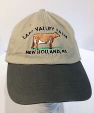 Lapp Valley Farm New Holland Pa Cow Unstructured Adjustable Dad Hat