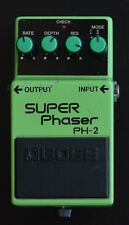 Boss PH-2 Super Phaser Guitar Effects Pedal