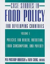 Acc, Case Studies in Food Policy for Developing Countries: Policies for Health,