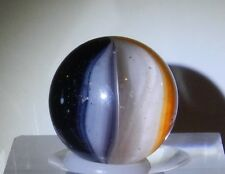 #3393m Vintage Master Marble Tiger Eye Marble .72 Inches *Near Mint Minus*