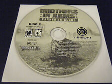 Brothers in Arms: Earned in Blood (PC, 2005) - Disc 2 Only!!!