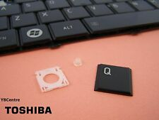 Replacement Single Key Toshiba L670 L750 L750D L755 L755D L770 cap +clip+rubber