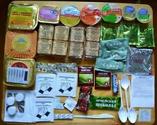 MILITARY RUSSIAN ARMY FOOD IRP RATION !Daily Pack! Pack MRE Emergency Ration!