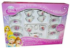 DISNEY PRINCESS 17 PIECE TEA SET BEST GIFTS FOR KIDS