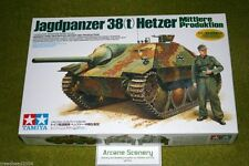 TAMIYA jagdpanzer 38t hetzer Mid Production 1/35 scale 35285