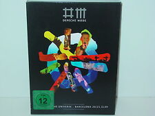 "**DVD-DEPECHE MODE""TOUR OF THE UNIVERSE-Barcelona 20/21.11.09""-Mute DoDVD+DoCD**"