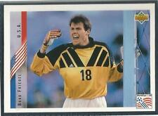 UPPER DECK WORLD CUP USA 1994- #016-UNITED STATES/USA-BRAD FRIEDEL-*ROOKIE*