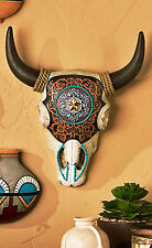 Southwest Western Decor Cow Skull Wall Art Decor Native American Style Decor