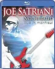 Satchurated: Live in Montreal [3D - Blu-ray], Excellent DVD, Galen Henson, Allen
