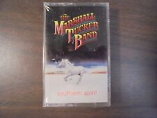 "NEW SEALED ""The Mashall Tucker Band"" Southern Spirit  Cassette Tape   (G)"
