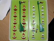 ENGLAND 1966 WORLD CUP KITS  SUBBUTEO TOP SPIN TEAM