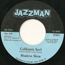 Marlena Shaw - California Soul / Wade in the Water 7""