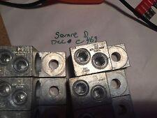 SQUARE D 3/0-750MCM LUG DCC C469 *LOT OF 3*