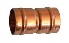 "15mm X 1/2"" Solder Ring  Metric to imperial Coupling  (Coupler)"