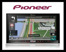 PIONEER AVIC-F80DAB NEW - FREE DAB AERIAL, CARPLAY, BT, SD LATEST MAP GUARANTEE