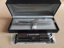 Sailor Fountain Pen Procolor 500 series Transparent body Stainless MF Nib