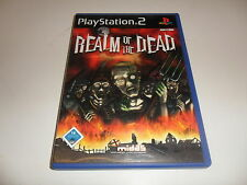 PlayStation 2  PS 2  Realm of the Dead