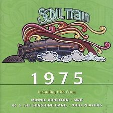 Soul Train: The Dance Years 1975 by Various Artists (CD, 2000, Rhino) LIKE NEW