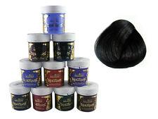 LA RICHE DIRECTIONS HAIR DYE COLOUR EBONY BLACK x 4 TUBS