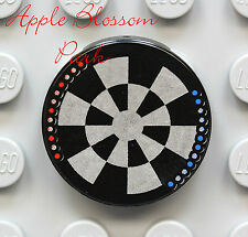 NEW Lego Star Wars DEJARIK GAME 2x2 Round Printed Tile - Minifig Dart Board 7190