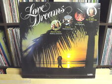"★★ 12"" LP - V/A - LOVE DREAMS - Association / Cascades / Bread / Everly Brothers"