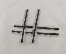 10pcs Pitch 1x40 Pin 2.0mm Male Single Row Male Pin Header Strip 40 Pins 2mm