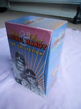 Stan Laurel & Oliver Hardy The Collection VHS Video Box Set 3x Tapes ollie films