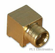 RADIALL    R113664000    RF / Coaxial Connector, MCX Coaxial, Right Angle Jack,