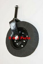 "TAIL WHEEL ASSEMBLY /LAMINATED TIRE 15""-1 1/4"" YOKE –Fits Bush Hog, Land Pride,"