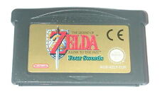 Juego: the Legend of Zelda-a link to the past four Swords para gb Advance + SP