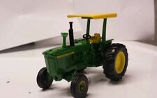 1/64 ERTL custom John deere 4020 tractor with rops and canopy farm toy