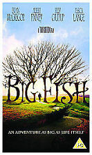 Big Fish [VHS], Good VHS, ,