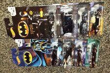 2014 Hot Wheels Batman Batmobile Bat 8 Set 75 yrs  WalMart 1:64 1 2 3 4 5 6 7 8