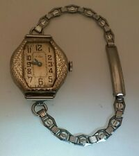 Antique ladies wristwatch June 4th 1926