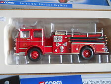 SEAGRAVE K JACKSON, TN Corgi 1:50 Limited Edition 154 of 5000