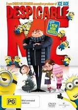 Despicable Me NEW R4 DVD