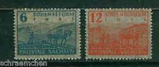 Alliierte Besetzung SBZ Provinz Sachsen 90 - 91  ,** ,