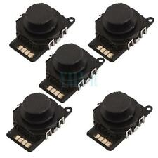 5X 3D Button Analog Joystick Stick for Sony PSP 2000 + 19 Screws + Tool