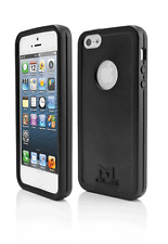 CUSTODIA MOLS ANTI-SHOCK BLACK ANTIURTO+PELLICOLA PROT. IPHONE 4/4S NUOVA